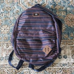 Vans Backpack unisex off the wall tribal